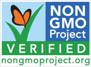 Non-GMO Project Verification Seal